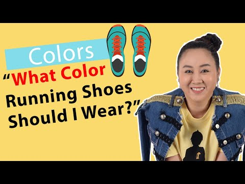 SHOE COLOURS for good health