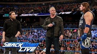 McMahon & Bryan continue to disagree en route to turbulent main event: SmackDown LIVE, Jan. 2, 2018