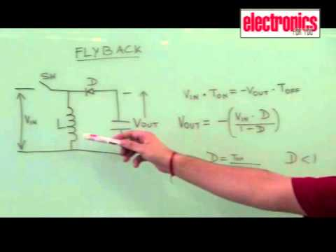 SMPS Design Part 5  Flyback Inverting Topology
