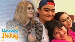 Magandang Buhay: Aiko Melendez blocks off her weekends for her kids