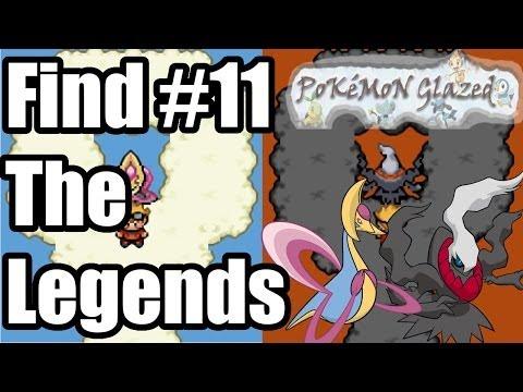 Pokemon Glazed Finding the legends #11 - Cresselia and Darkrai!