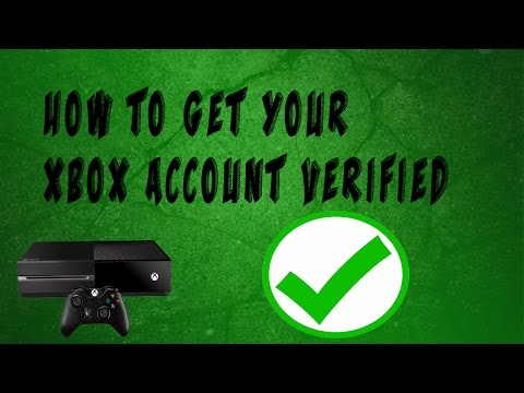 How To Verify Your Xbox Account