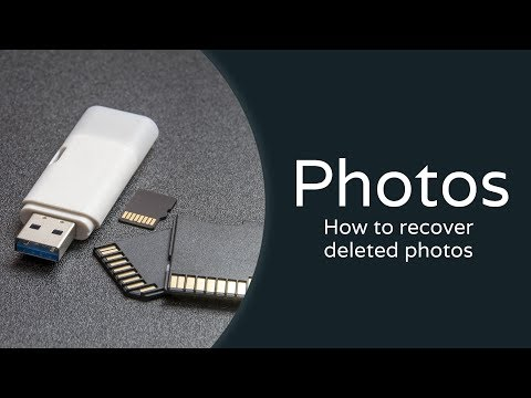 How to recover deleted photos from a memory card on Mac OS X