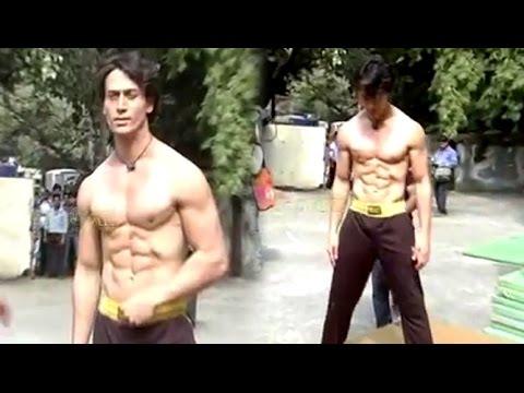 Tiger Shroff's Karate Training & Workout 2016