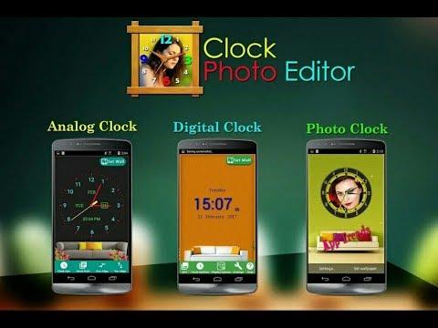 MobileClock में अपनी फोटो लगाए चोक जाएंगे सब || by technical  Fun time!!!!