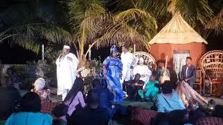 Mory Kante chante avec Manamba sa fille et Soul  Bangs