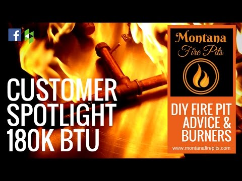 Montana Fire Pits - Customer Spotlight