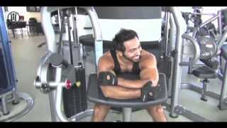 Tamer Hosny upcoming movie fitness preparations - 1st Phase
