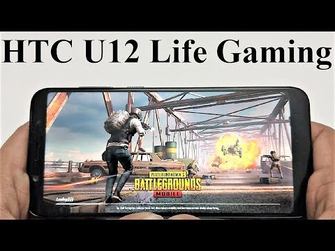 HTC U12 Life - Gaming Performance Test and Review