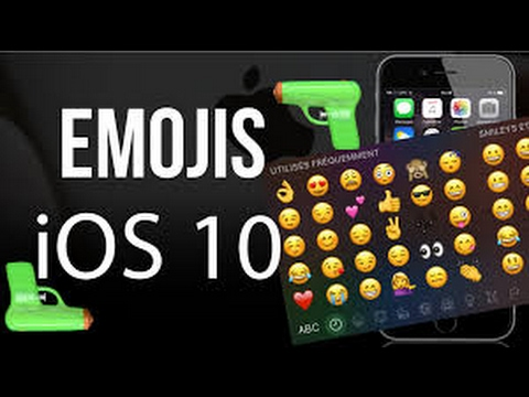 AVOIR LES EMOJIS IOS 10 SUR ANDROID !! (NO ROOT)