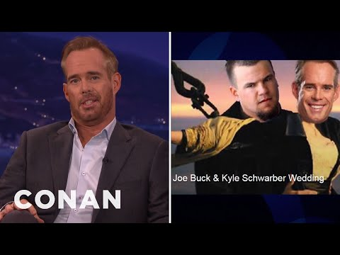 It Sucks To Be Joe Buck  - CONAN on TBS