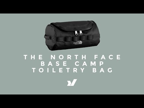 The North Face Base Camp Toiletry Bag