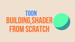 Custom Toon Shader [Blender]