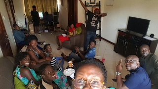 My family! Kansiime Anne