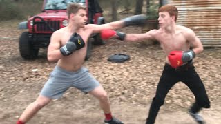Backyard Boxing backyard boxing videos - 9videos.tv