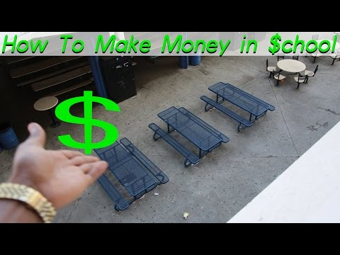 How to make Money in High School Selling Burgers & Kool Aid Gummy Worms!
