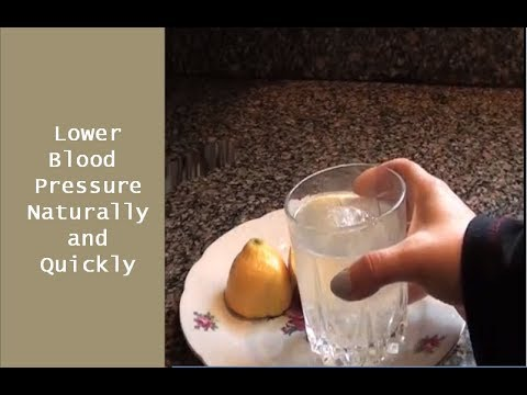 How lower blood pressure naturally and quickly with this powerful Russian method   Natural Treatment