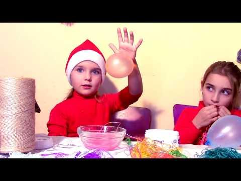 3 DIY Christmas Decorations Ideas : Homemade Christmas Tree, Christmas Balls and Christmas Wreath