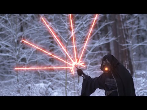 Star Wars: Modern Lightsaber Battle