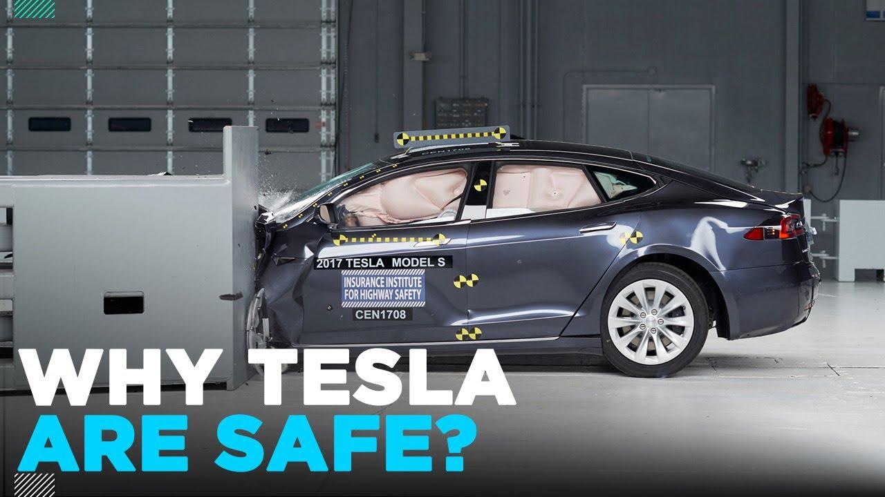 What Makes Teslas So Safe