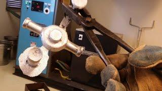 HowTo Cast Molten Aluminium