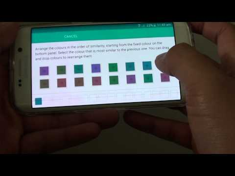 Samsung Galaxy S6 Edge: How to Manually Adjust Screen Color