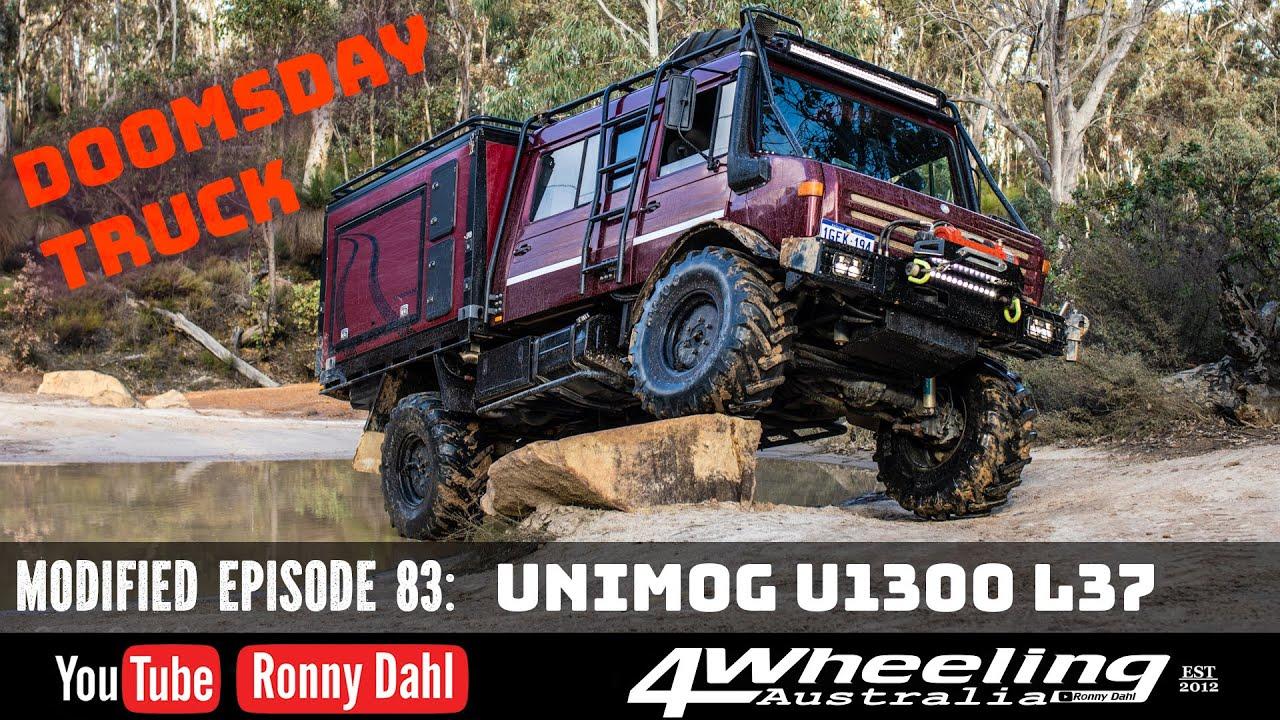 DOOMSDAY TRUCK, Unimog Modified Episode 83