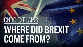 Where did Brexit come from?   CNBC Explains