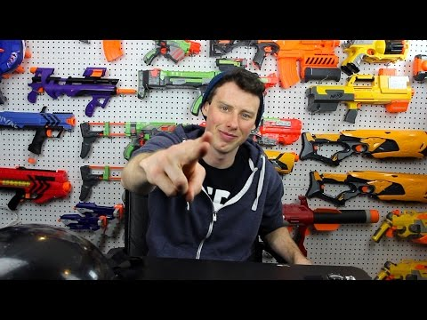 How to make a NERF 1st Person Shooter with your phone!