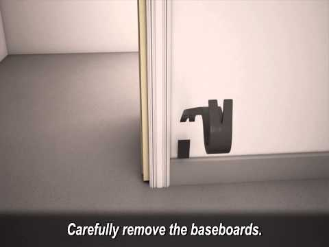 Installation Video - Fold Down LVT