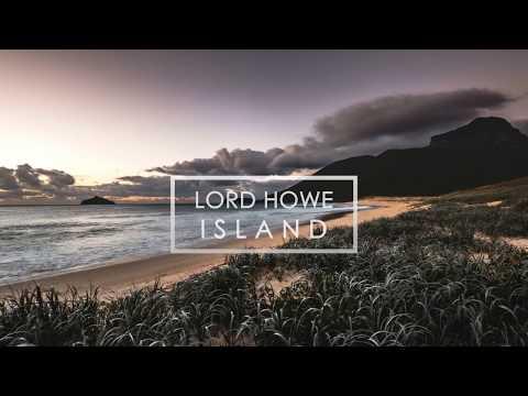 Lord Howe Island | 4K Timelapse