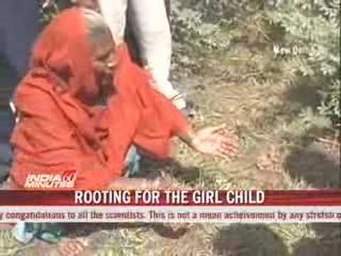 Baby girls found abandoned in Delhi