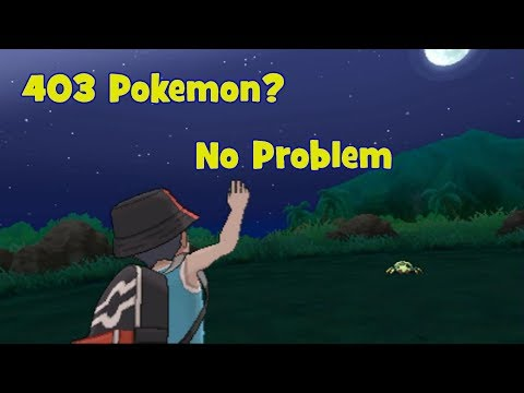 Pokemon Ultra Sun/Moon - Quest to Catch 'Em All (Part 1)