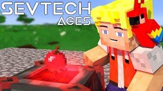 Minecraft SevTech Ages ⏳ Der »Ritz-Meister« & der Blut