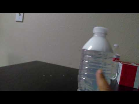 How to make an tornado in a bottle
