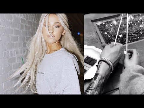 Ariana Grande  Instagram OFFICIAL With New Boyfriend Pete Davidson!