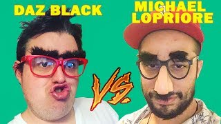 Michael LoPriore Vines Vs Daz Black Vines (W/Titles) Best Vine Compilation 2018