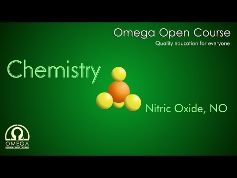 Nitric Oxide - Preparation, Properties and Uses