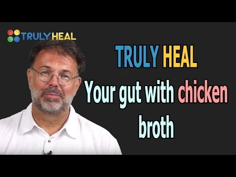 TRULY HEAL Your Gut with Chicken Broth - Part 1