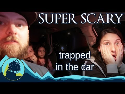 WE RAN OUT OF GAS. WILL THIS RUIN OUR UNIVERSAL STUDIOS SURPRISE?