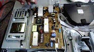 Tv Lcd Philips Tela Apagada: Como Obrigar O Inverter Funcionar E Fazer A Tela Acender !