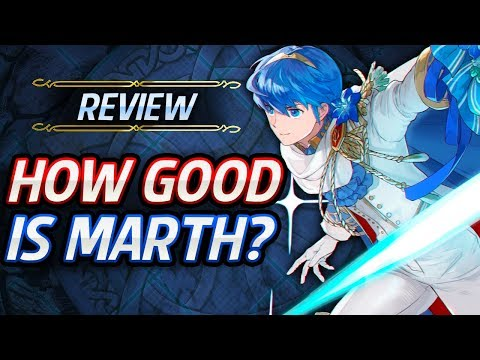 Fire Emblem Heroes - Unit Review: How GOOD is Groom Marth? [Builds & Analysis]