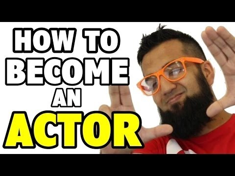 How To Become an Actor in Pakistan in India | Azad Chaiwala Show