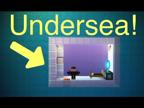 The Blockheads: Undersea House (Underwater Secrets)