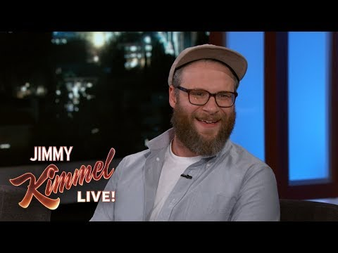 Jimmy Kimmel & Seth Rogen List Top 4 People to Smoke Weed With