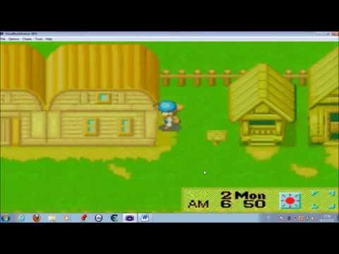 Cheat All House Harvest Moon : Friend Of Mineral Town (GBA)