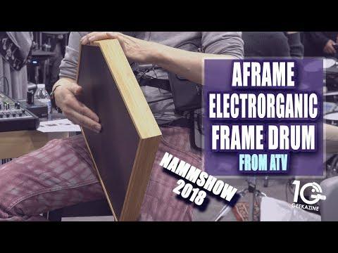 aFrame Drum from ATV