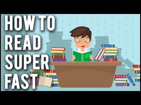 How To Read Super Fast With Full Understanding