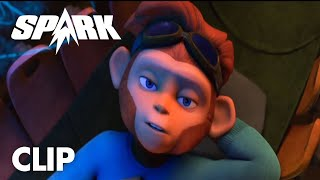 """SPARK: A SPACE TAIL - """"Bana Was Shattered"""" Clip  - In Theaters April 14"""