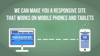 Website for mobiles